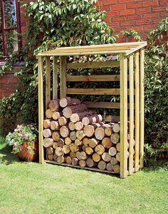 Aby bylo dřevo v suchu | Chatař & Chalupář