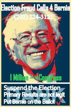 Primary Results, Bernie Sanders For President, Political Party, News Media, Politics, 2020 Vision, Baler
