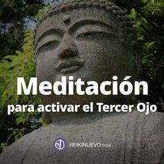 Meditación para activar el Tercer Ojo