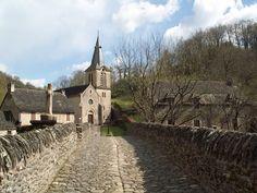 Belcastel en Aveyron