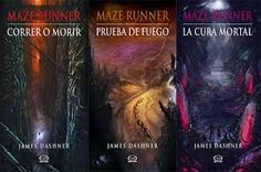 correr o morir libro - james dashner