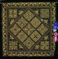William Morris in Quilting: Quilt Gallery