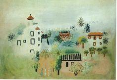 Paisaje de Pablo Picasso, reproducciones de la pintura al óleo