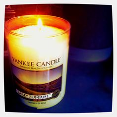 Love Yankee candles !