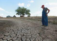 Les États-Unis frappés par une sécheresse historique
