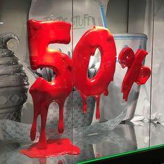 WEBSTA @ vandenblocke - Melting sale at Cropp #tbfriday #tbf #sale #cropp #croppclothing #windowdisplay #vandenblocke