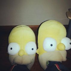 My slippers Funny Slippers