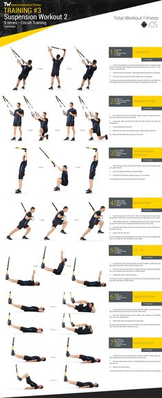 Training #3 - Suspension Workout 2 :: Total Workout Fitness