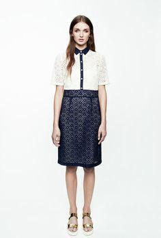 BAUM UND PFERDGARTEN SS14 dress