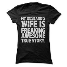Awesome Wife Tee