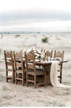 Desert Wedding Inspirations from Tamara Gruner Photography