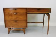 Mid Century Lane Desk by MCMUnique on Etsy https://www.etsy.com/listing/243131922/mid-century-lane-desk
