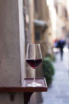 Florence il santino aperitivo outside