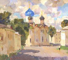 Uglich City Yuri Konstantinov