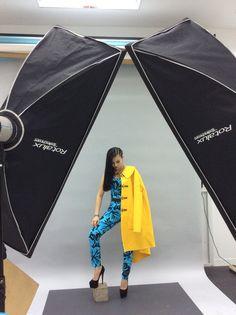 Photo session for Fem digital magazine Indonesia . Apryl cover story