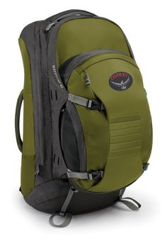 Just trying to remember my options...Osprey Waypoint 85 Travel Pack
