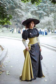Robe victorienne / Edwardian Costume de par DressArtMystery