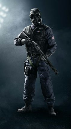 Rainbow six siege Thatcher