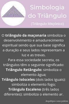 Triângulo Maçônico Book Of Shadows, Witchcraft, Tarot, Medieval, Alice, Memes, School, Geometric Fashion, Triangle Symbol