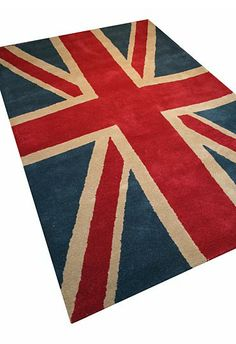 Wovenground | Modern Rugs | Union Jack - Vintage Rugs 200 x 285cm £379
