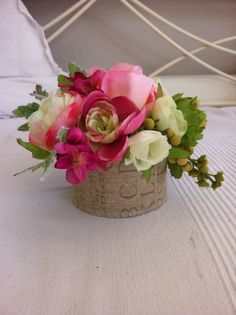 Klein bloemstukje