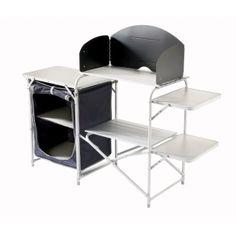 Meuble de cuisine pour le camping ATLAS Deluxe