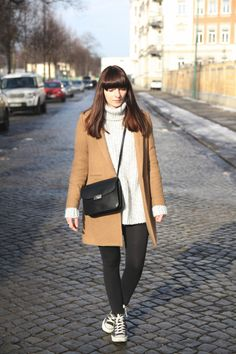 Turtleneck Sweaters Are Back: 25 Ways to Wear the Trend This Fall | StyleCaster