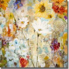 Jill Martin 'Fugue' Canvas Art - Overstock™ Shopping - Top Rated Canvas