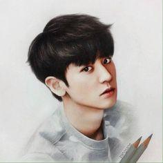 Netizens rave over amazingly detailed drawings of K-Pop fan – Koreaboo