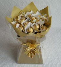 bouquet di ferrero rocher - Cerca con Google