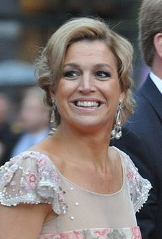 Máxima Prinses der Nederlanden, Prinses van Oranje-Nassau, mevrouw van Amsberg (geboren Zorreguieta Cerruti; Buenos Aires, Argentinië, 17 mei 1971.