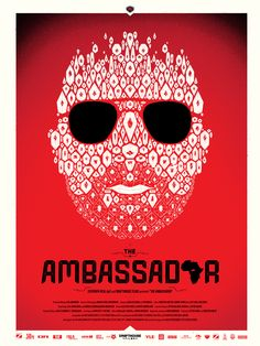 The Ambassador – Poster - Canvas Print - Wooden Hanging Scroll Frame - Decor Your Home Rock Posters, Concert Posters, Movie Posters, Snow Artist, Up The Movie, New Poster, Poster Series, Beautiful Posters, Graphic Design Trends