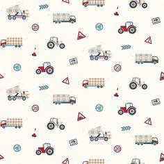 Tractors And Trucks Tapet