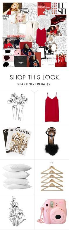 """""""1248   looked for love in every stranger, took too much to ease the anger~"""" by wintervale ❤ liked on Polyvore featuring By Terry, Alexandre Vauthier, Alexia Ulibarri, Assouline Publishing, Steve Madden, Fujifilm, Chanel, Bobbi Brown Cosmetics and marisas5yrchallenge"""
