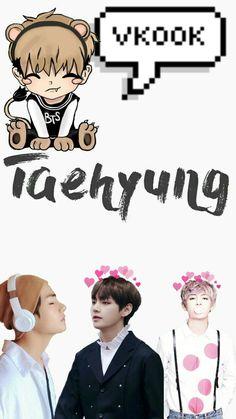 BTS Taehyung wallpaper