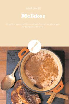 Heerlike, warm melkkos met baie kaneel om die ergste van die winterkoue af te weer.