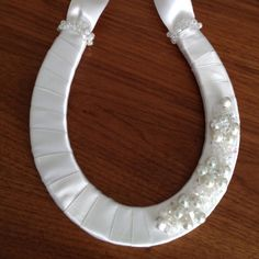 Wedding horseshoe :) handmade with love