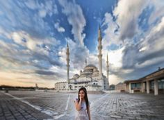TC Bokeh Panorama by Mustafa Tarik Olmez on 500px