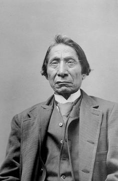 1890 Red Cloud - Oglala | Sioux Research-Dakota, Lakota, Nakota.