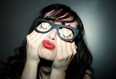 Secret eyes....
