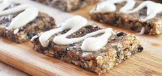 Raw Superfood Breakfast Bars