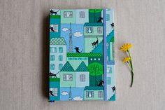 Cats Journal Notebook, Blank Journal Green by Mettaville on Etsy  #auswandarrah #etsyauseller #etsyaufinds