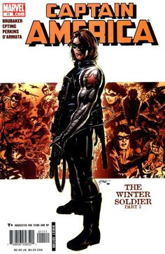 Captain America #11 - The Winter Soldier, Part 3