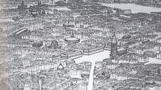 Urville: The Booming Metropolis Inside an Autistic Artists Mind - incredible just incredible