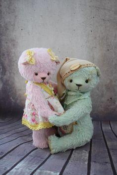 teddyberen, teddybeer