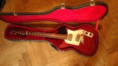 1979 Gretsch TK-300 Red