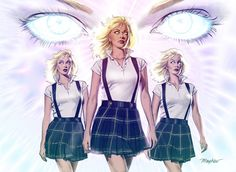 The Stepford Cuckoos | 95 X-Men Members Ranked From Worst To Best