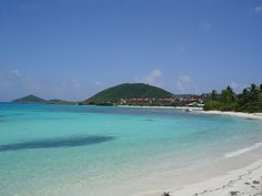 photo of Sapphire beach looking to Pelican St. Thomas   90 meters s of pelican beach st thomas sapphire beach
