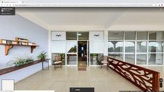Ideal business promotion: the virtual tour of MakalliMatta Consulting #office #gambia #GoogleMaps