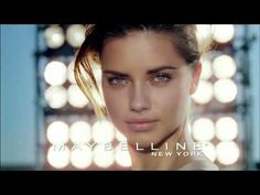 NEW Dream Liquid Mousse - Maybelline Commercial - Adriana Lima [HD] - YouTube